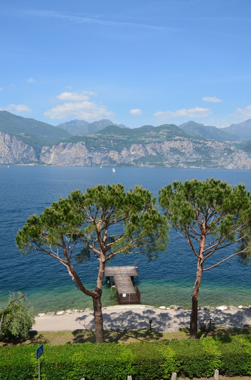 Standard apartment and Standard lake view apartment - Hotel Lido Malcesine